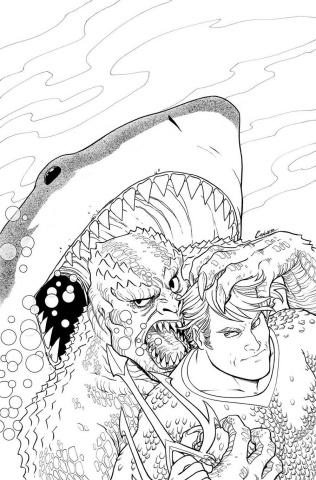 Justice League vs. Suicide Squad #5 (Conner Cover)