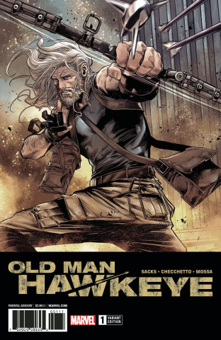 Old Man Hawkeye #1 (2nd Printing)