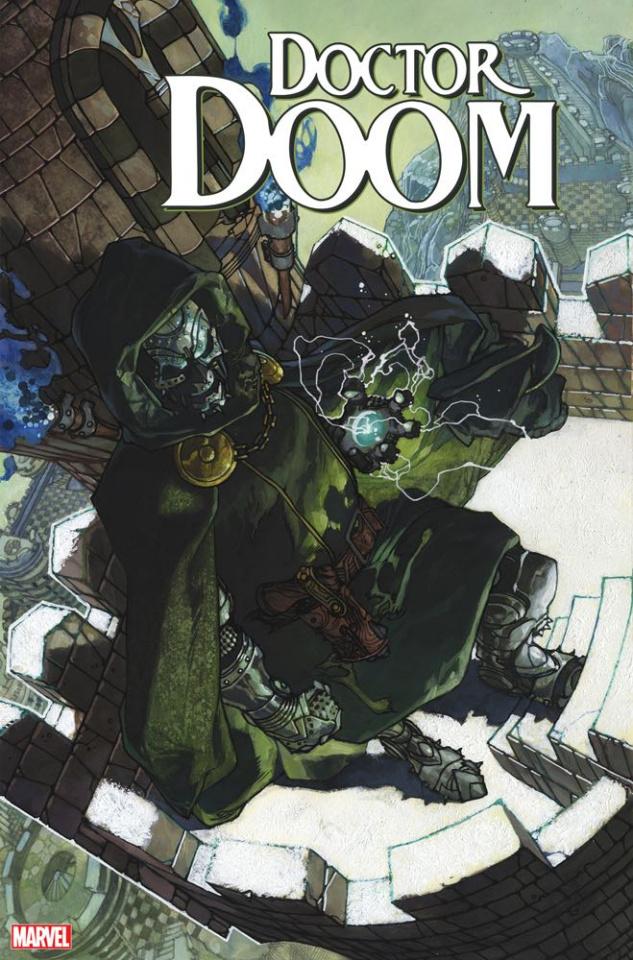Doctor Doom #1 (Bianchi Cover)
