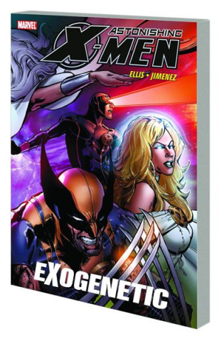 Astonishing X-Men Vol. 6: Exogenetic