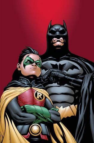 Batman & Robin by Tomasi and Gleason (Omnibus)