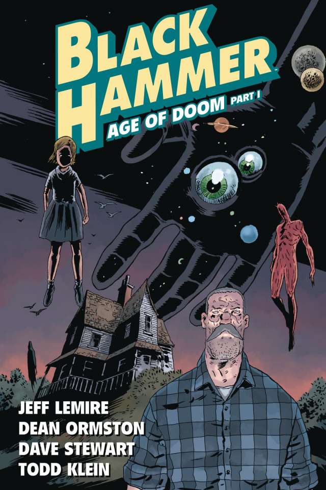 Black Hammer Vol. 3: Age of Doom, Part I