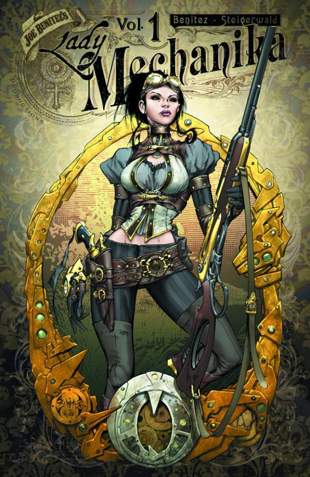 Lady Mechanika Vol. 1: The Mystery of the Mechanical Corpse