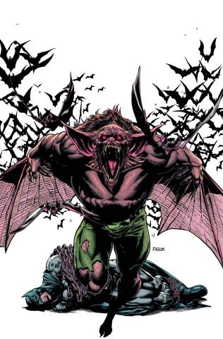 Detective Comics #23.4: Man Bat