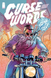 Curse Words #1 (Browne Cover)