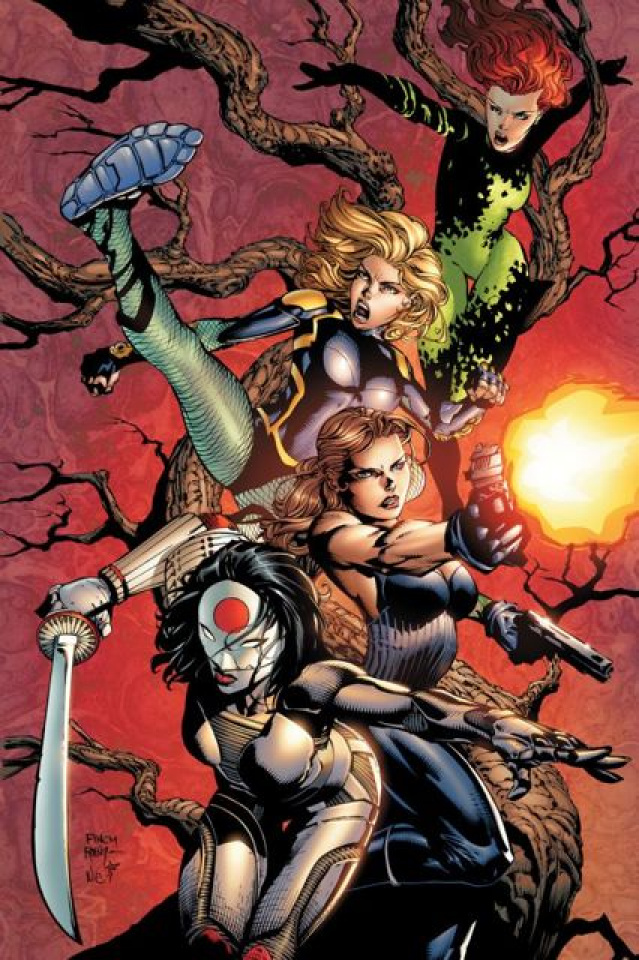 Birds of Prey #3