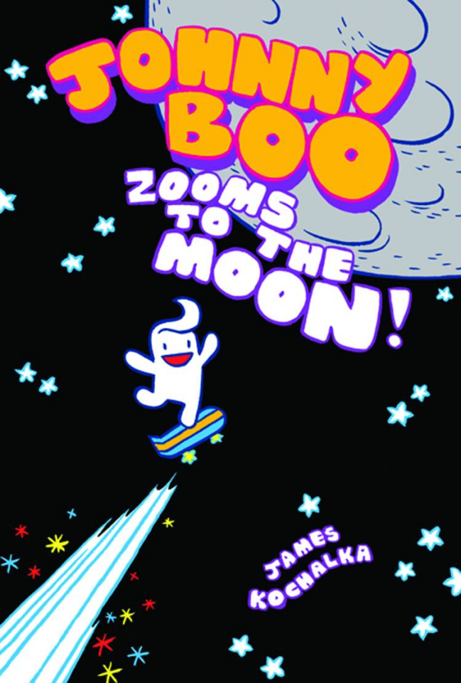 Johnny Boo Vol. 6: Zooms to the Moon!