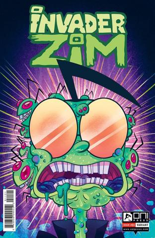 Invader Zim #11 (Mady G Cover)