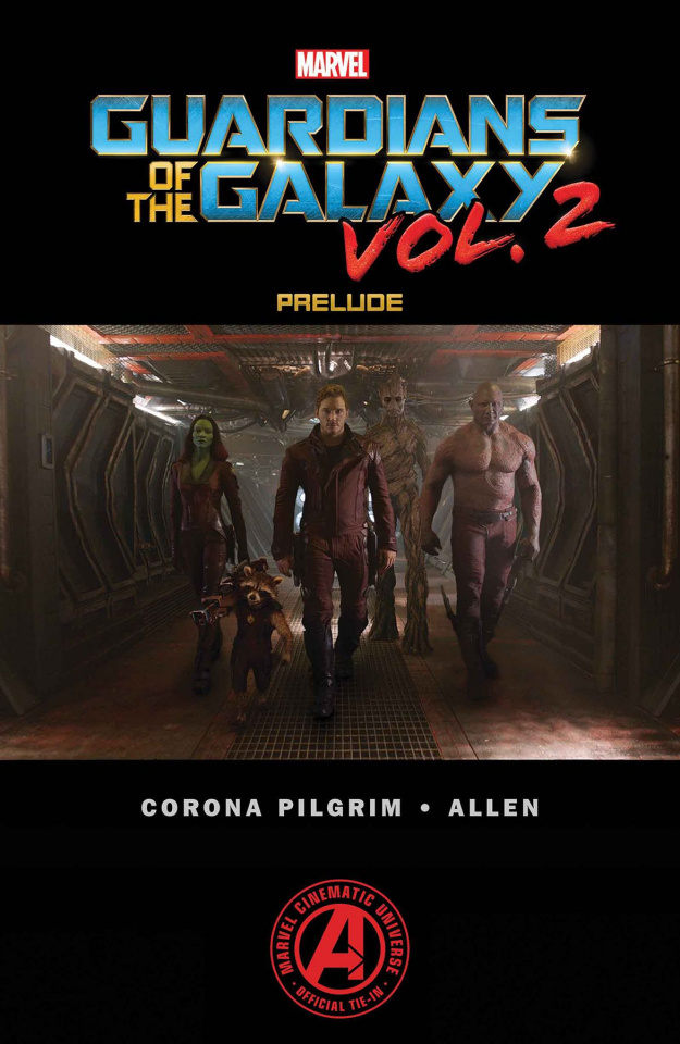Guardians of the Galaxy, Vol. 2 Prelude #2
