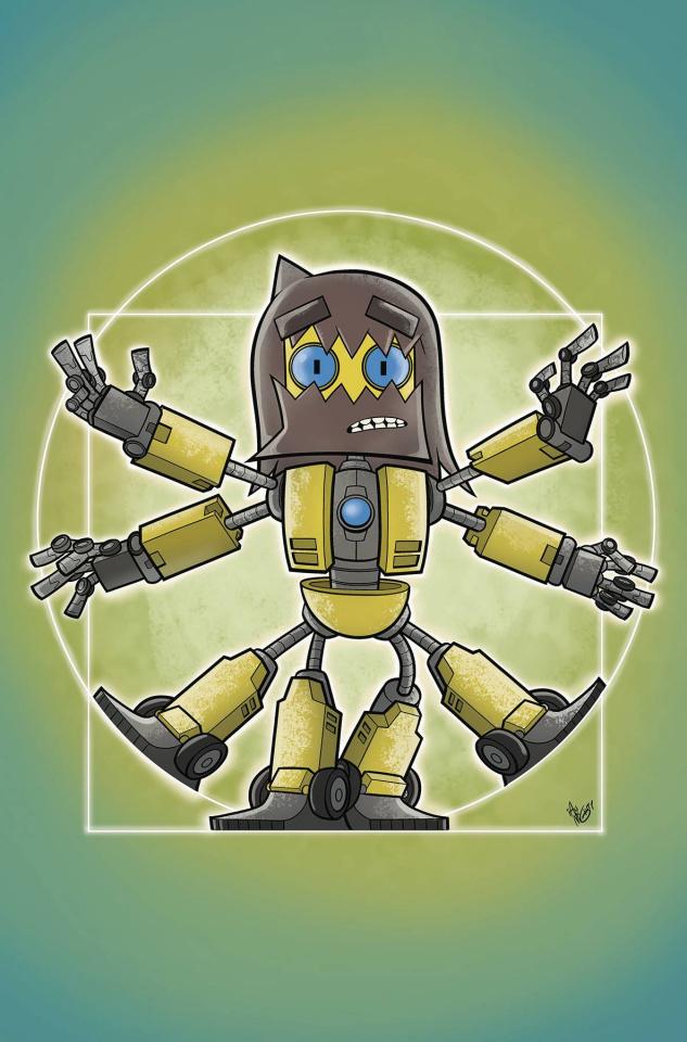 Tale of the Robot: Dance, Gavin, Dance