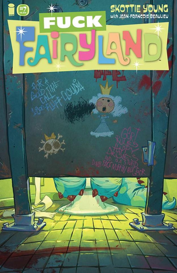 I Hate Fairyland #7 (F*ck Fairyland Cover)