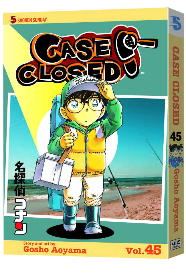 Case Closed Vol. 45