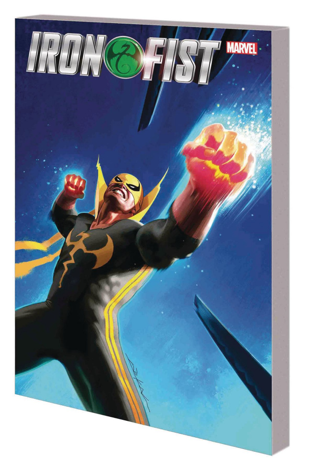 Iron Fist Vol. 1: The Gauntlet