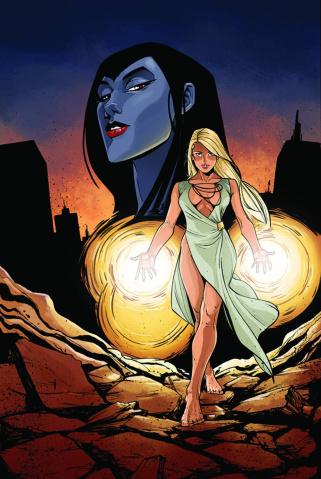 Suicide Risk #1 (Phoenix Comic Con Cover)