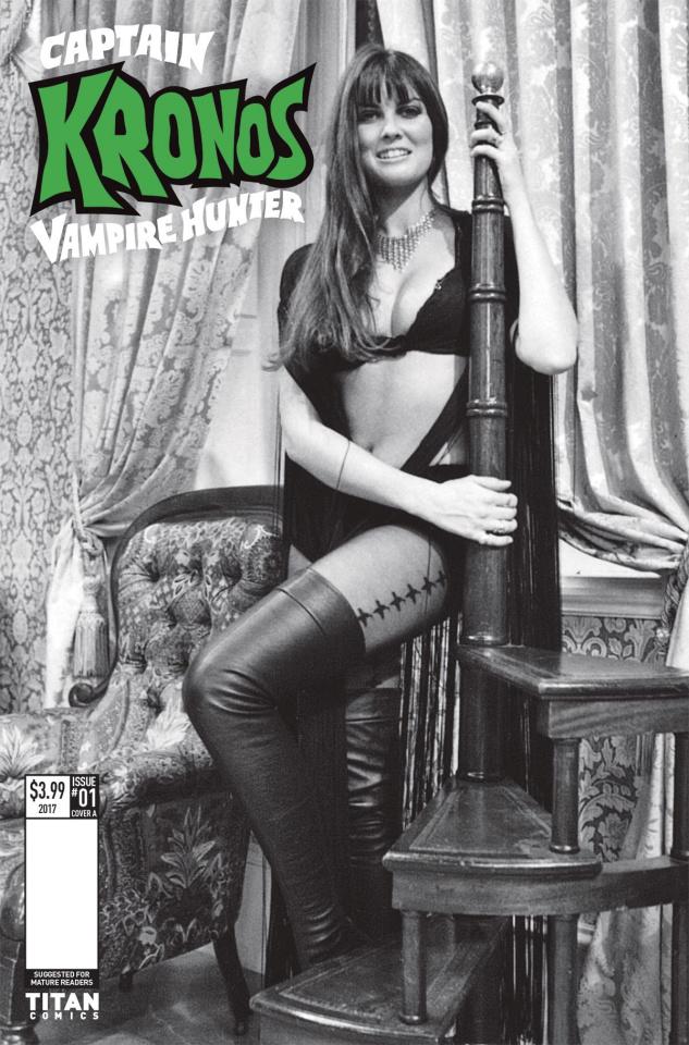 Captain Kronos #1 (Photo Cover)