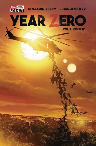Year Zero #1 (Kaare Andrews Cover)