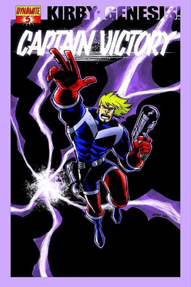 Kirby Genesis: Captain Victory #5