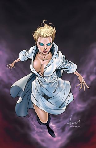 Grimm Fairy Tales: Ascension #4 (Garza Cover)