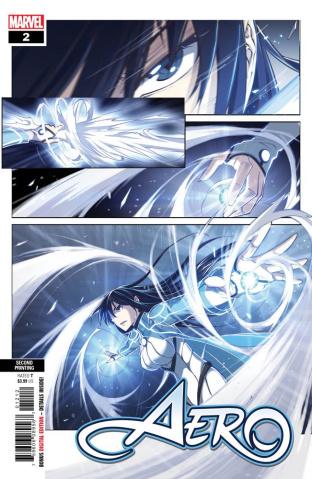 Aero #2 (Mhan 2nd Printing)