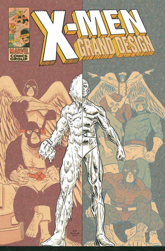 X-Men: Grand Design #2