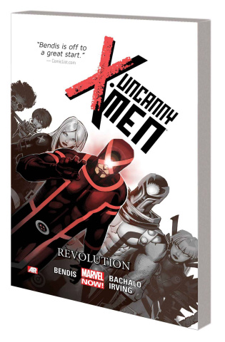 Uncanny X-Men Vol. 1: Revolution