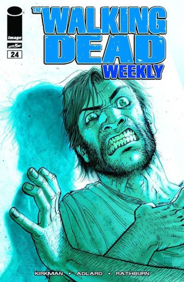 The Walking Dead Weekly #24
