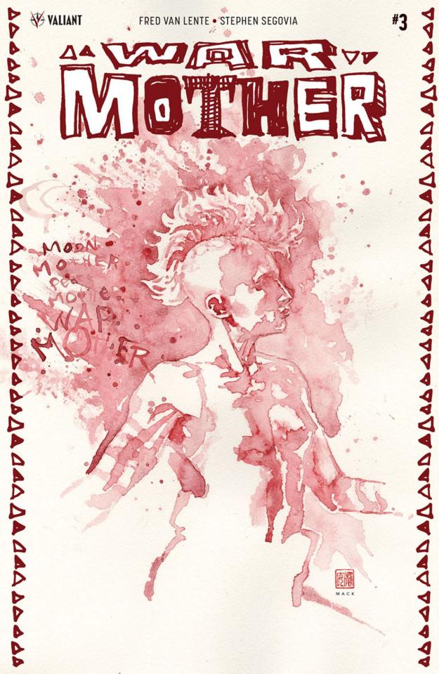 War Mother #3 (Mack Cover)