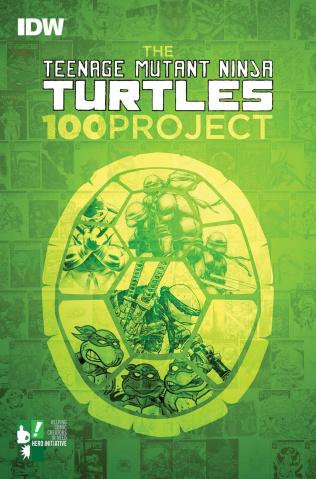 The Teenage Mutant Ninja Turtles 100 Project