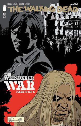 The Walking Dead #161 (Adlard & Stewart Cover)