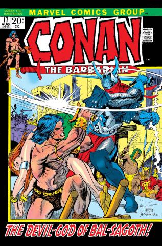 Conan: The Devil-God of Bal-Sagoth #1 (True Believers)