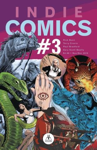 Indie Comics #3