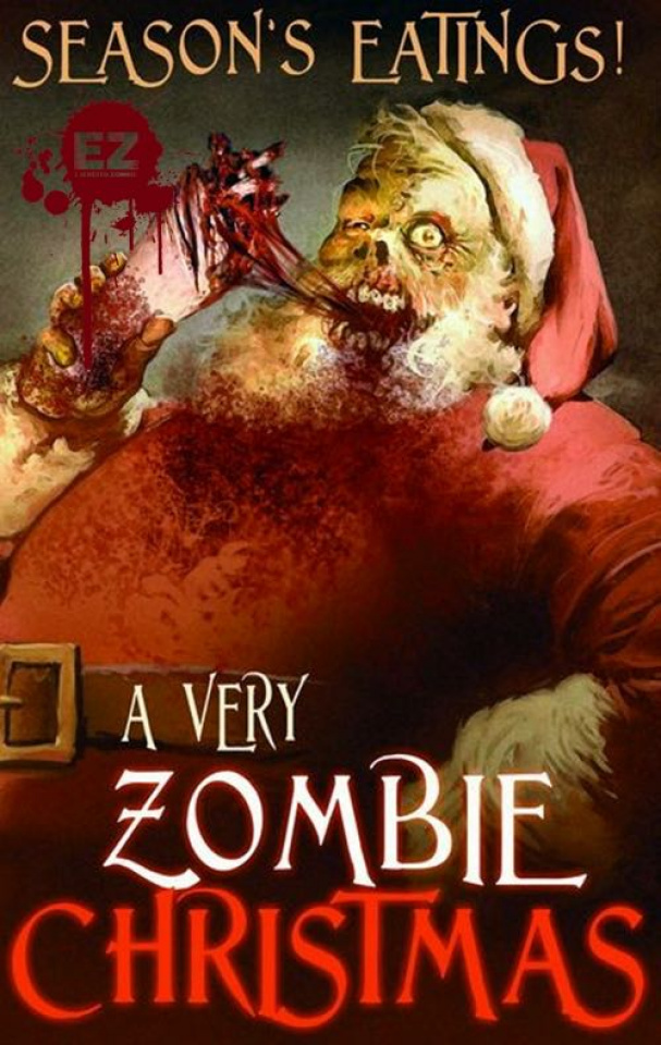A Very Zombie Christmas Regifted Tp
