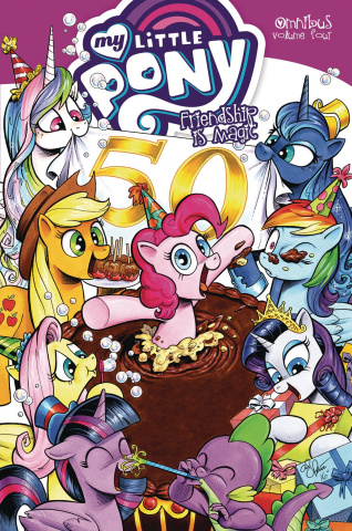 My Little Pony Vol. 4 (Omnibus)