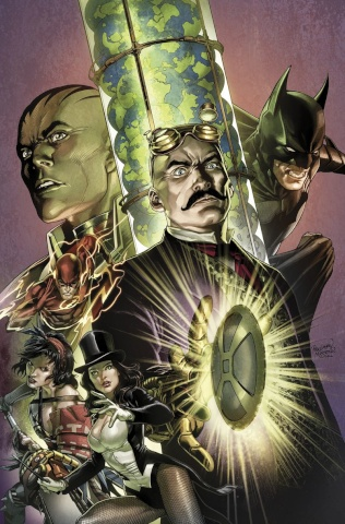 Infinite Crisis: The Fight for the Multiverse #8