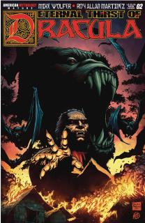 Eternal Thirst of Dracula #2