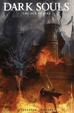 Dark Souls: The Age of Fire #1 (Kokarev Cover)