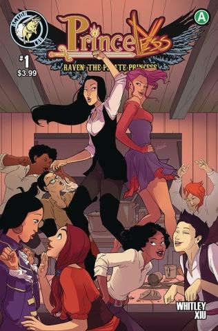 Princeless: Raven, Year 2 #1: Love And Revenge