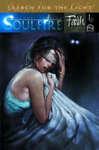 Soulfire: Faith #1 (Oum Cover)