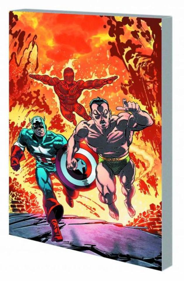 Namor Visionaries by John Byrne Vol. 2