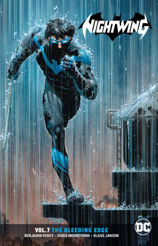 Nightwing Vol. 1: The Bleeding Edge