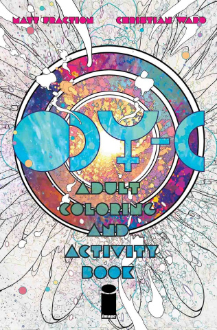ODY-C Adult Coloring Book
