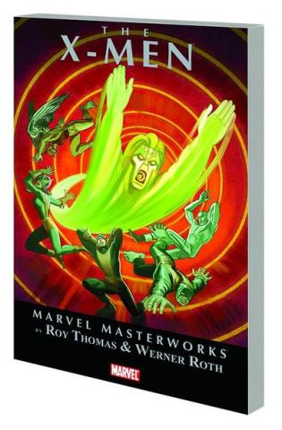 X-Men Vol. 3 (Marvel Masterworks)