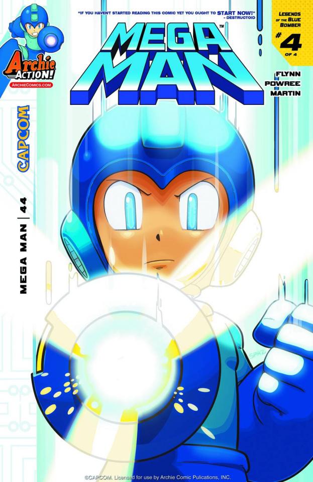 Mega Man #44