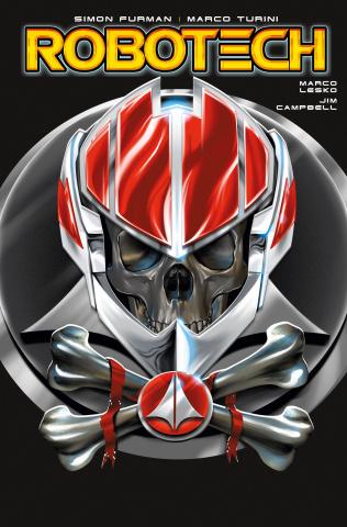 Robotech #13 (G Cover)