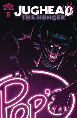 Jughead: The Hunger #6 (Charm Cover)