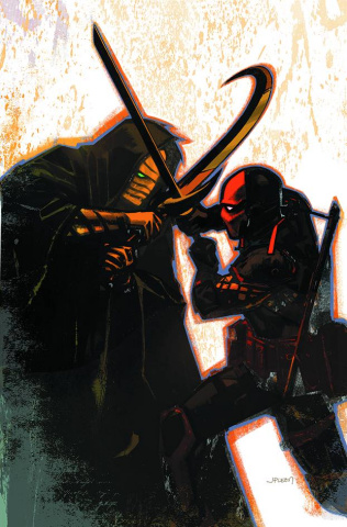 Deathstroke #6 (Variant Cover)