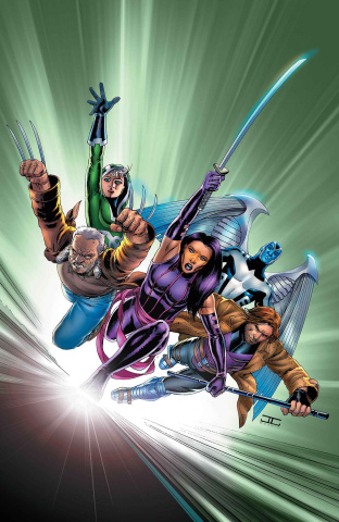 Astonishing X-Men #7 (Cassaday Cover)