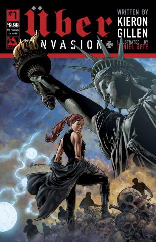 Über: Invasion #1 (VIP Premium Cover)
