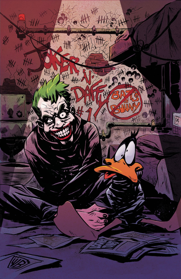 The Joker / Daffy Duck Special #1 (Variant Cover)