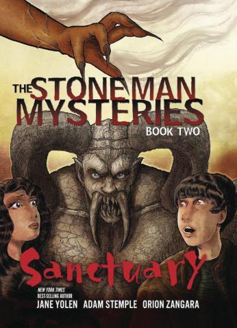 The Stone Man Mysteries Vol. 2: Sanctuary